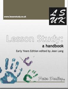 Cover EYs handbook